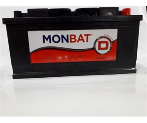 Akumulator MONBAT Neutral 12V-100Ah L+